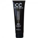 Brelil CC Color Cream - Колорирующий крем Черника (Темно-коричневый), 150 мл