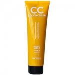 Brelil CC Color Cream - Колорирующий крем Мед (Блонд), 150 мл