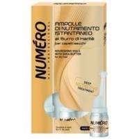 Купить Brelil Numero Shea Butter - Питательное средство с маслом карите для сухих волос в ампулах, 6х12 мл, Brelil Professional