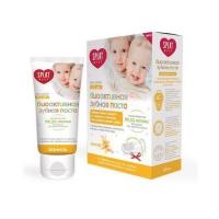 Купить Splat Kids - Набор Зубная паста ваниль+щетка 0-3 года, 40 мл