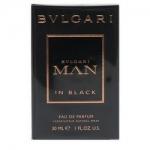 Фото Bvlgari Man In Black - Парфюмерная вода, 30 мл.