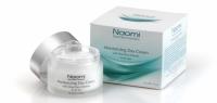 Naomi - Крем увлажняющий для лица с минералами Мертвого моря для сухой кожи, 50 мл