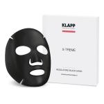 Фото Klapp X-Treme Regulation Mask - Регулирующая черная Маска, 5 шт