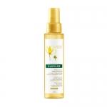 Фото Klorane - Масло солнцезащитное для волос с воском Иланг-Иланг, 100 мл
