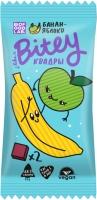 Bite Take a Bitey - Батончик овсяно-фруктовый Яблоко-Банан, 30 г
