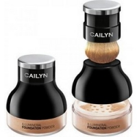 Cailyn Illumineral Blush Powder 04 Cinnamon - Румяна минеральные, тон 04, 4 г<br>