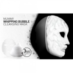 Фото Cailyn Mummy Whipping Bubble Cleansing Mask - Очищающая маска для лица, 4 шт