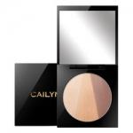 Cailyn O! Triple Highlighter Palette - Палетка хайлайтеров, 10 г