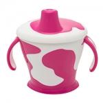 Фото Canpol Little cow - Чашка-непроливайка с ручками 9+, 250 мл