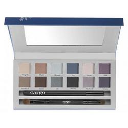Фото Cargo Cosmetics Eye Shadow Palette Chill in The Six - Палетка теней для глаз