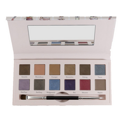 Фото Cargo Cosmetics Eyeshadow Palette Suited To A Tea - Палетка теней для глаз