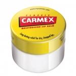Фото Carmex - Бальзам для губ классический, баночка в блистере, 7,5 гр.