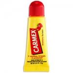 Carmex Strawberry - Бальзам для губ с ароматом клубники, 10 гр.