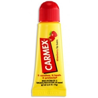 Купить Carmex Strawberry - Бальзам для губ с ароматом клубники, 10 гр.