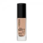 Фото CATRICE All Matt Plus Shine Control Make Up Nude Beige - Основа тональная, тон 020, бежевый