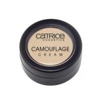 CATRICE Camouflage Cream Ivory - Маскирующее средство, тон 010, слоновая кость