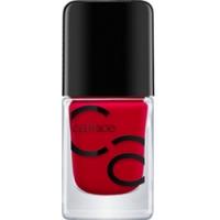 CATRICE ICONails Gel Lacquer - Лак для ногтей, тон 02 красный