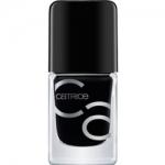Фото CATRICE ICONails Gel Lacquer - Лак для ногтей, тон 20 черный