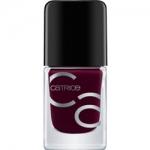 Фото CATRICE ICONails Gel Lacquer - Лак для ногтей, тон 36 темно пурпурно-красный