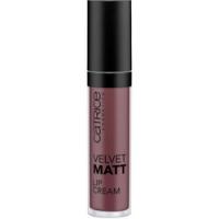Купить CATRICE Velvet Matt Lip Cream - Кремовая губная помада, тон 090 темно-терракотовый