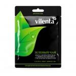 Фото 7 Days - Плацентарно-коллагеновая маска с экстрактом зеленого чая, 1 шт