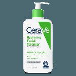 Фото CeraVe Hydrating Cleanser - Гель очищающий для нормальной и жирной кожи лица и тела, 473 мл