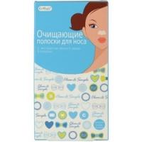 Купить Cettua - Полоски очищающие для носа, 6 шт