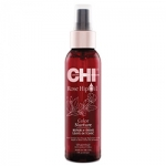 Фото CHI Rose Hip Repair and Shine Hair Tonic - Тоник для волос с маслом лепестков роз, 118 мл