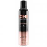 Фото CHI Luxury - Лак для волос с маслом семян черного тмина подвижной фиксации, 340 г