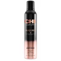 CHI Luxury - Лак для волос с маслом семян черного тмина подвижной фиксации, 340 г