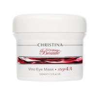 Christina Chateau de Beaute - Шаг 4а Маска для кожи вокруг глаз на основе экстрактов винограда, 150 мл