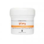 Фото Christina Forever Young Hydra Protective Day Cream SPF25 - Дневной гидрозащитный крем с SPF 25, Шаг 8, 150 мл