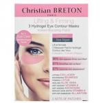 Фото Christian Breton Paris - Гидрогелевые патчи для глаз, Лифтинг и укрепление, 3 шт