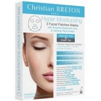 Christian Breton Paris - Маска для лица супер увлажняющая, 3 шт<br>