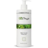 Christina Bio Phyto Mild Facial Cleanser - Гель мягкий очищающий, 500 мл.
