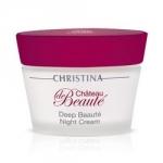 Фото Christina Chateau De Beaute Deep Beaute Night Cream - Крем интенсивный обновляющий, ночной, 50 мл.