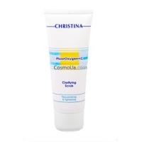 Christina FluorOxygen +C Clarifying Scrub - Очищающий скраб, 75 мл