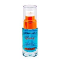 Christina Forever Young Eye Zone Treatment - Гель для зоны вокруг глаз с витамином К, 30 мл