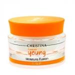 Christina Forever Young Moisture Fusion Cream - Крем для интенсивного увлажнения кожи, 50 мл