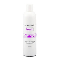 Christina Fresh Aroma Therapeutic Cleansing Milk for dry skin - Арома-терапевтическое очищающее молочко для сухой кожи, 300 мл
