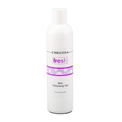 Фото Christina Fresh Milk Cleansing Gel - Молочное мыло для сухой и нормальной кожи, 300 мл