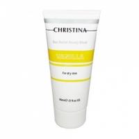 Christina Sea Herbal Beauty Mask Vanilla - Ванильная маска красоты для сухой кожи, 60 мл
