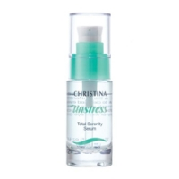 Christina Unstress Eye and Neck concentrate - Концентрат для кожи век и шеи, 30 мл