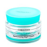 Christina Unstress Harmonizing Night Cream - Гармонизирующий ночной крем, 50 мл