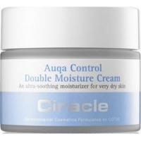 Ciracle Aqua Control Double Moisture Cream - Крем для лица двойное увлажнение, 50 мл