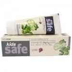 Фото Cj Lion Kids Safe Toothpaste Grape - Зубная паста детская Виноград, 90 г.