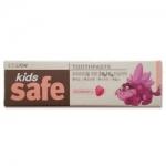 Фото Cj Lion Kids Safe Toothpaste Strawberry - Зубная паста детская Клубника, 90 г.