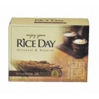 Cj Lion Rice Day Soap - Мыло туалетное с экстрактом Рисовых отрубей, 100 г.