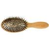 Clarette Bamboo - Щетка для волос на подушке со смешанной щетиной