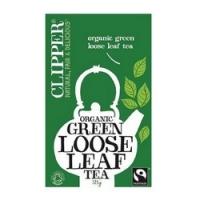 Clipper - Чай Зеленый Органик, 26 пакетов